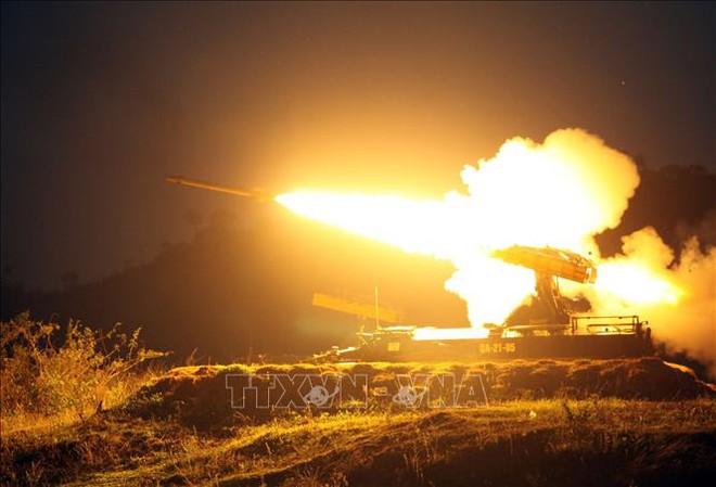 Bộ đội Tên lửa tiến thẳng lên hiện đại - Ảnh 8.
