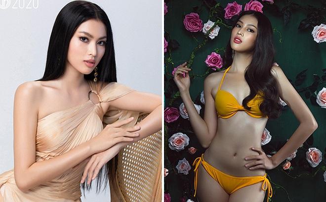 Vẻ gợi cảm của người đẹp cao 1m77 dự thi Hoa hậu Việt Nam