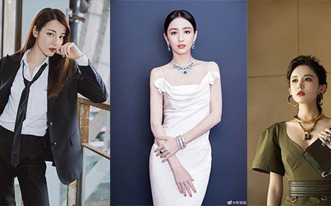 Đọ sắc vóc dàn mỹ nhân Tân Cương đình đám nhất màn ảnh xứ Trung