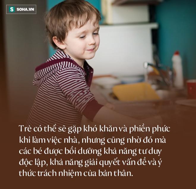 1 việc bố mẹ nhất định phải dạy cho trẻ từ bé nếu mong con dễ dàng gặt hái thành công khi lớn lên - Ảnh 4.