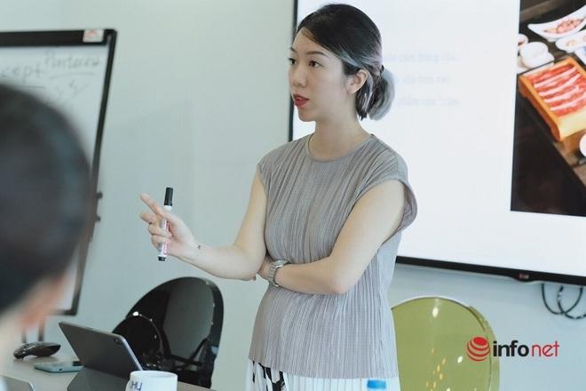 Dở dang đại học, thành bà chủ group Nghiện nhà và chủ chuỗi ẩm thực Thái ở Hà Nội - Ảnh 2.