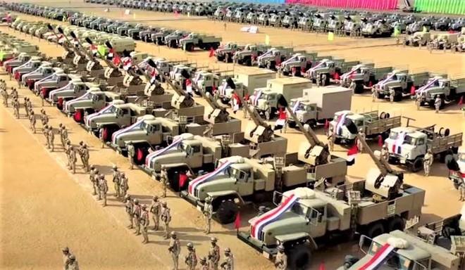 Thùng thuốc súng Libya sắp được châm ngòi? - Ảnh 1.