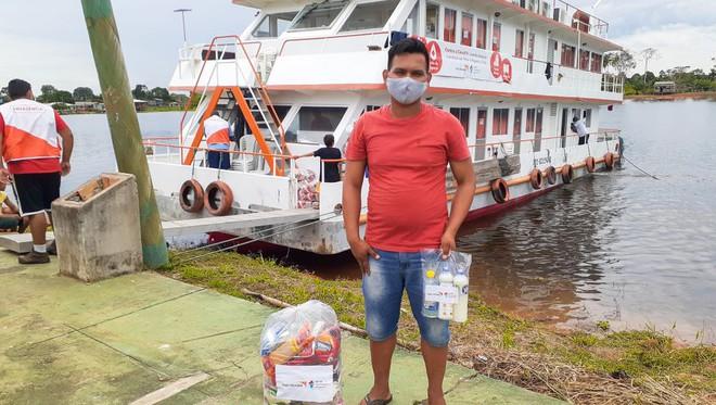 Vì sao ở Brazil lại có những bệnh viện nổi giúp điều trị người nhiễm virus Corona? - Ảnh 1.