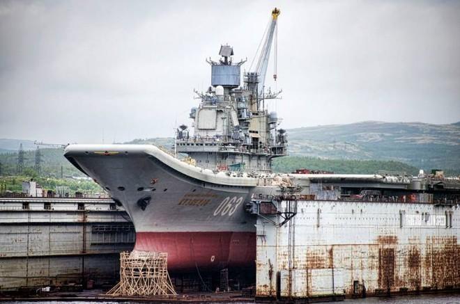 Kẻ khiến tàu sân bay Kuznetsov Nga suýt gặp thảm họa vẫn nằm im dưới biển: Đáng báo động - Ảnh 2.