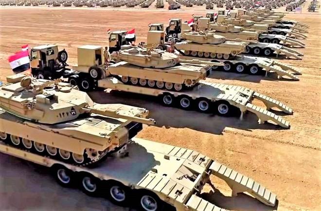 Thùng thuốc súng Libya sắp được châm ngòi? - Ảnh 3.