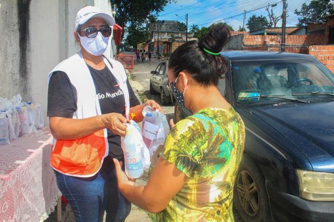 Vì sao ở Brazil lại có những bệnh viện nổi giúp điều trị người nhiễm virus Corona? - Ảnh 3.