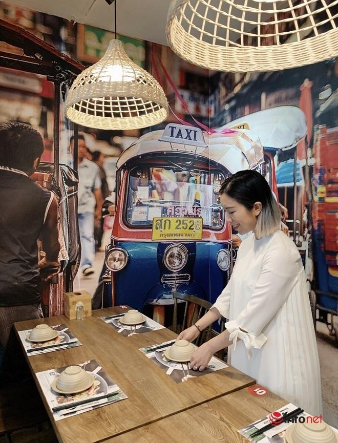 Dở dang đại học, thành bà chủ group Nghiện nhà và chủ chuỗi ẩm thực Thái ở Hà Nội - Ảnh 4.