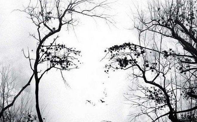 Bạn nhìn thấy mặt cô gái, cành cây hay con chim trước tiên? Nó tiết lộ may mắn trong đời bạn