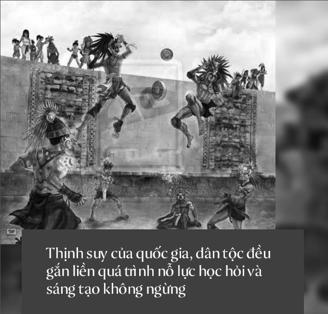 Văn minh Maya - Kho tàng trí tuệ bí ẩn - Ảnh 4.