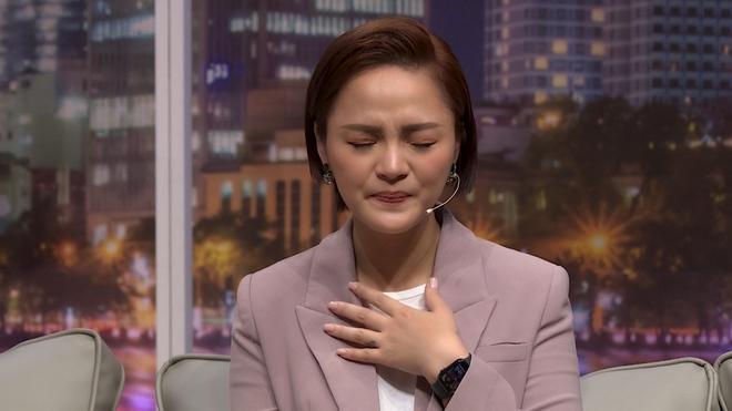 Thu Quỳnh bật khóc: Tôi chỉ cần con an toàn, không cần gì hết, con tôi phải sống - Ảnh 4.