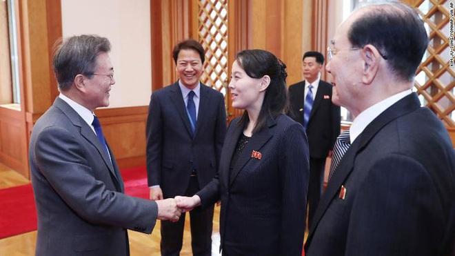 Quyền lực đáng gờm trong tay em gái ông Kim Jong-un - Ảnh 1.