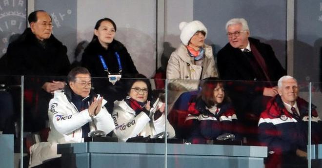 Quyền lực đáng gờm trong tay em gái ông Kim Jong-un - Ảnh 2.
