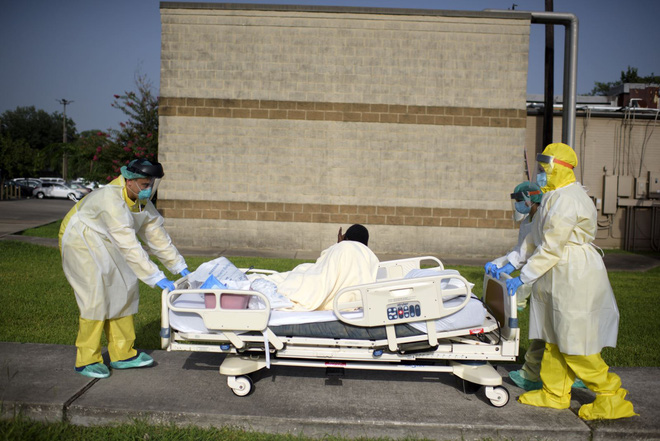 COVID-19 tới 6 giờ sáng 25/7: Thế giới gần 16 triệu ca mắc dịch bệnh, Mỹ tiếp tục lập kỷ lục mới - Ảnh 2.