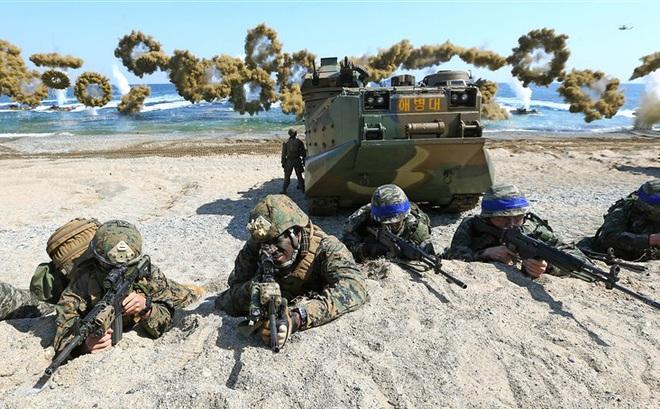 Vì sao Mỹ không có ý định phát động chiến tranh trên bộ nhằm vào Trung Quốc?