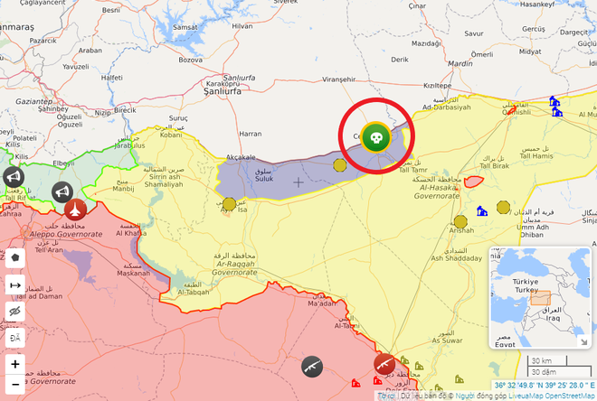 QĐ Syria giội bão lửa xuống Idlib, phiến quân thương vong lớn - UAV rụng như sung ở Iraq, Mỹ rút khỏi một loạt căn cứ - Ảnh 1.