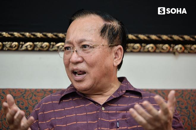 GS Hà Tôn Vinh: Chuyện Việt Nam hùng cường vẫn còn xa lắm, chưa thể thay Trung Quốc làm công xưởng thế giới - Ảnh 3.