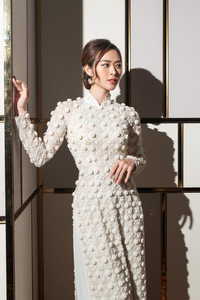 Ảnh hậu trường show Dạm ngõ đẹp như chụp lookbook của Trương Quỳnh Anh, Diệp Bảo Ngọc - Ảnh 4.