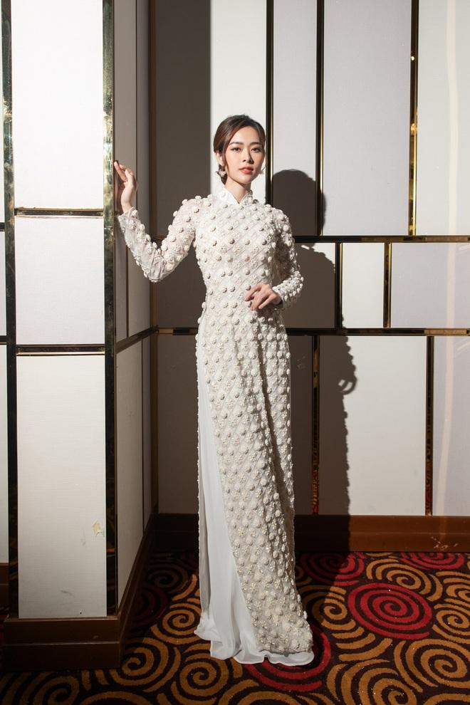 Ảnh hậu trường show Dạm ngõ đẹp như chụp lookbook của Trương Quỳnh Anh, Diệp Bảo Ngọc - Ảnh 5.