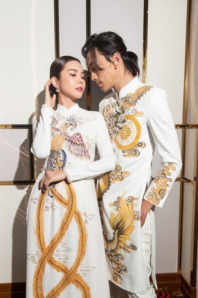 Ảnh hậu trường show Dạm ngõ đẹp như chụp lookbook của Trương Quỳnh Anh, Diệp Bảo Ngọc - Ảnh 6.