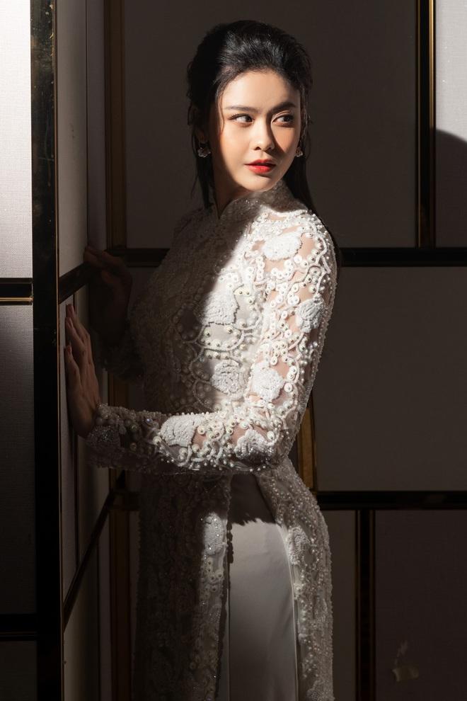 Ảnh hậu trường show Dạm ngõ đẹp như chụp lookbook của Trương Quỳnh Anh, Diệp Bảo Ngọc - Ảnh 7.