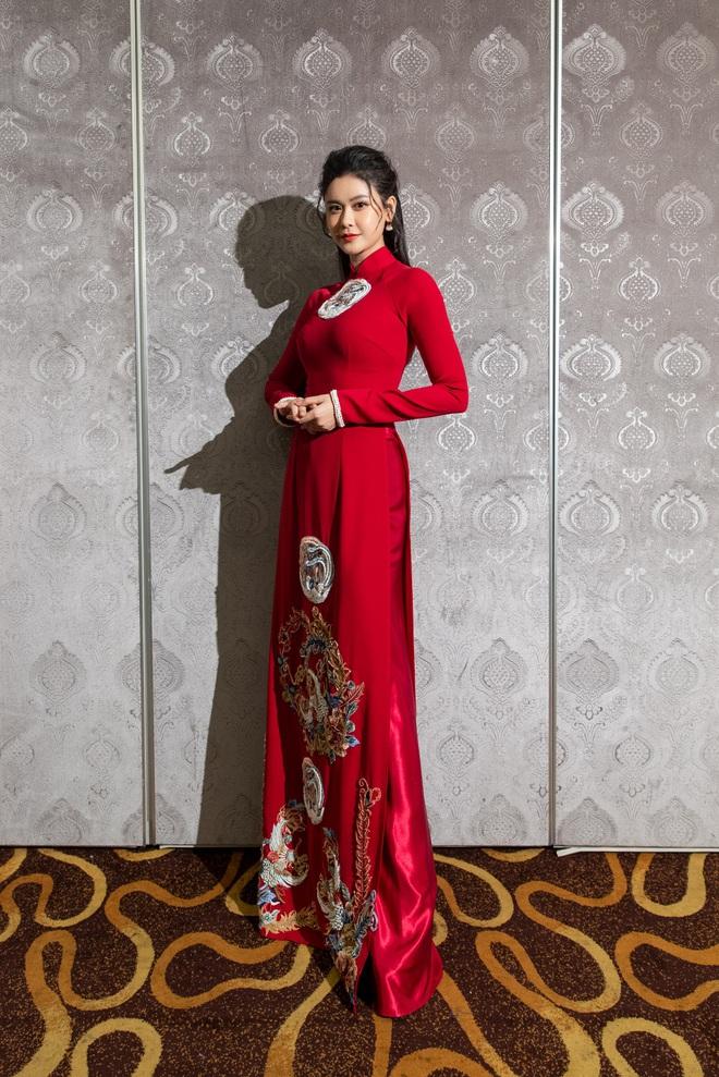 Ảnh hậu trường show Dạm ngõ đẹp như chụp lookbook của Trương Quỳnh Anh, Diệp Bảo Ngọc - Ảnh 8.