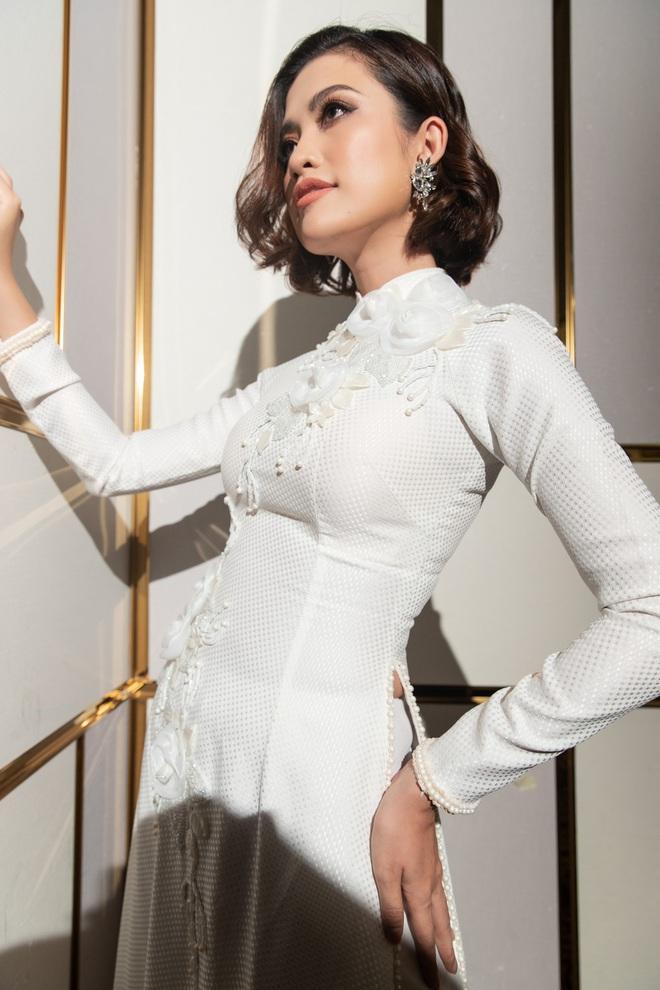 Ảnh hậu trường show Dạm ngõ đẹp như chụp lookbook của Trương Quỳnh Anh, Diệp Bảo Ngọc - Ảnh 10.