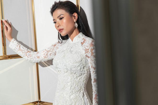 Ảnh hậu trường show Dạm ngõ đẹp như chụp lookbook của Trương Quỳnh Anh, Diệp Bảo Ngọc - Ảnh 3.
