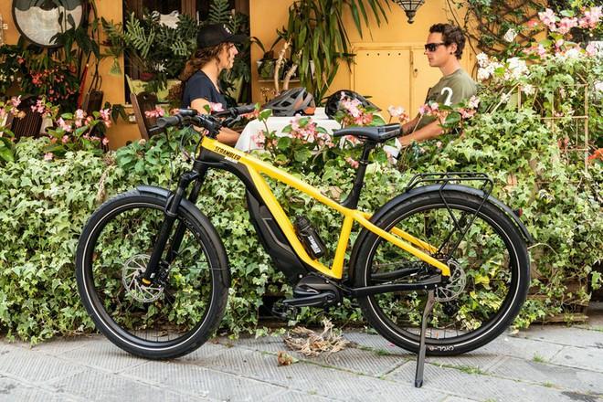 Khám phá xe đạp điện của Ducati có giá lên tới trăm triệu đồng - Ảnh 4.