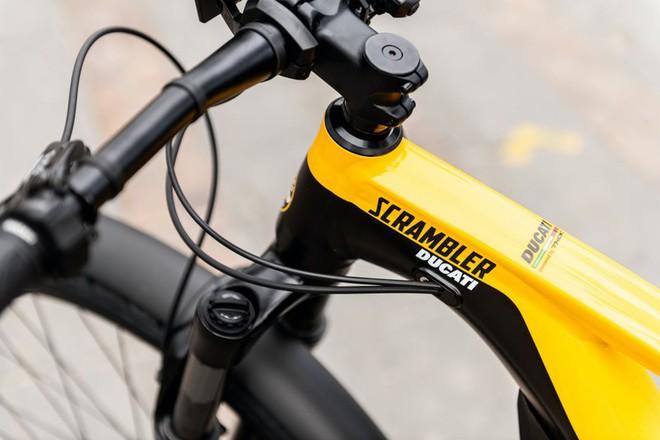 Khám phá xe đạp điện của Ducati có giá lên tới trăm triệu đồng - Ảnh 8.