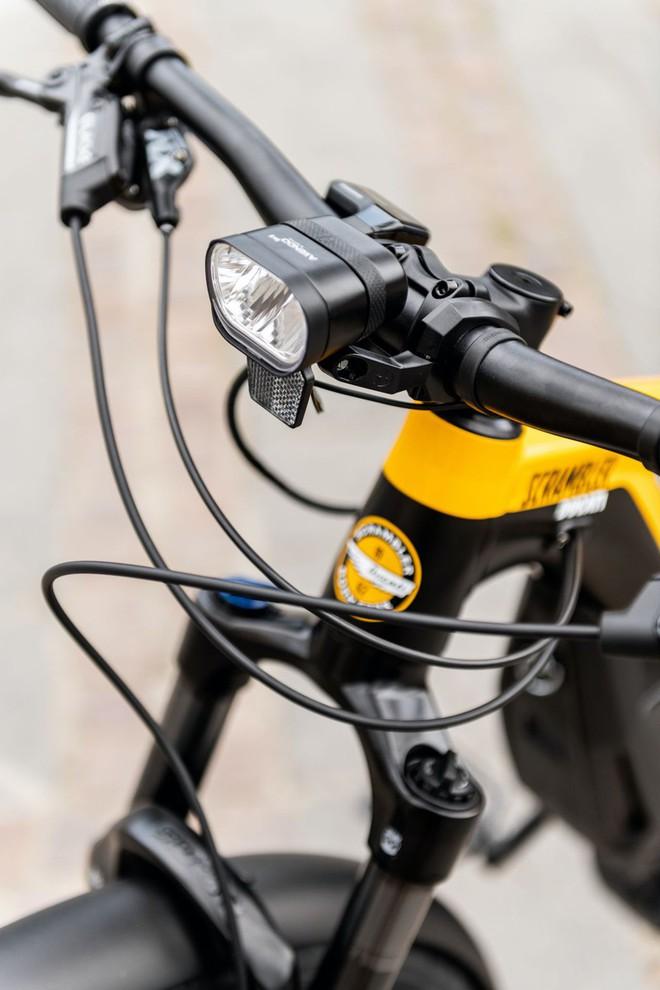 Khám phá xe đạp điện của Ducati có giá lên tới trăm triệu đồng - Ảnh 9.