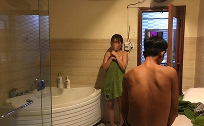 Tụ điểm mại dâm núp dưới vỏ bọc massage Thượng Hải 777