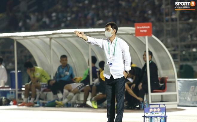 Cựu HLV Chung Hae-seong của CLB TP.HCM: