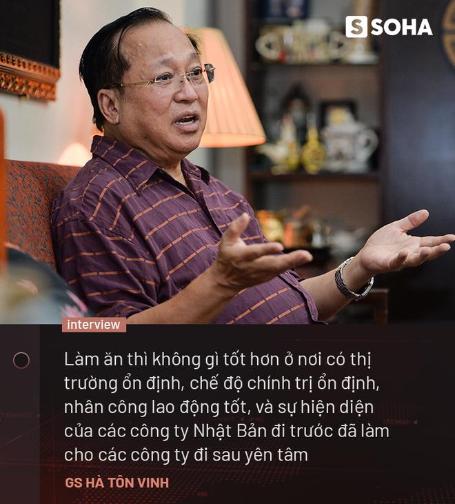 GS Hà Tôn Vinh: Chuyện Việt Nam hùng cường vẫn còn xa lắm, chưa thể thay Trung Quốc làm công xưởng thế giới - Ảnh 2.