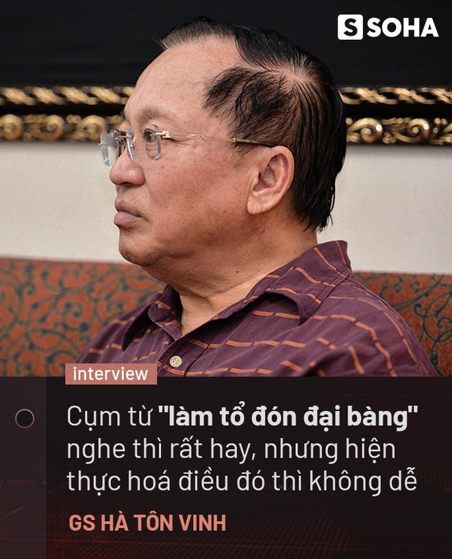 GS Hà Tôn Vinh: Chuyện Việt Nam hùng cường vẫn còn xa lắm, chưa thể thay Trung Quốc làm công xưởng thế giới - Ảnh 5.
