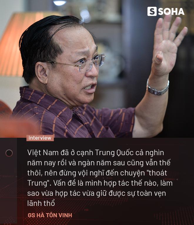 GS Hà Tôn Vinh: Chuyện Việt Nam hùng cường vẫn còn xa lắm, chưa thể thay Trung Quốc làm công xưởng thế giới - Ảnh 7.