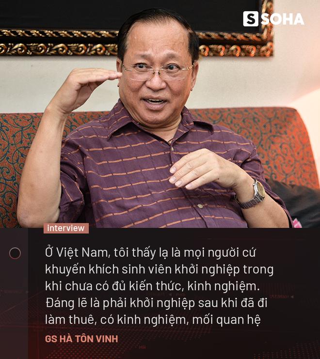 GS Hà Tôn Vinh: Chuyện Việt Nam hùng cường vẫn còn xa lắm, chưa thể thay Trung Quốc làm công xưởng thế giới - Ảnh 8.