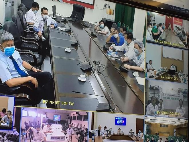 Tin đồn bệnh nhân 416 ở Đà Nẵng tử vong: Bộ Y tế bác bỏ, bệnh nhân vẫn đang điều trị - Ảnh 1.