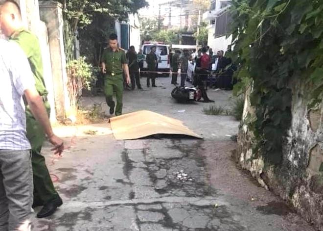 Danh tính nghi phạm chặn đường sát hại người phụ nữ đi chợ ở Nghệ An - Ảnh 1.