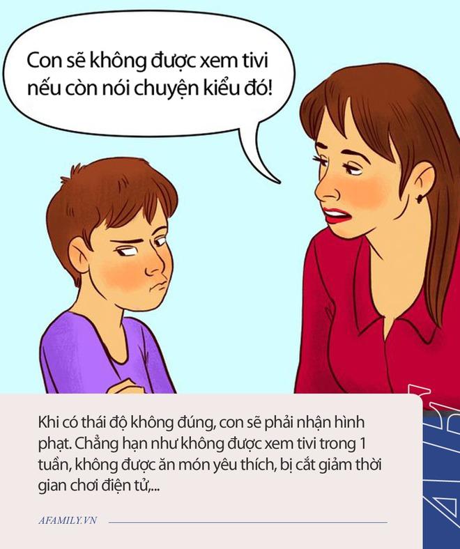 6 bước cực đơn giản để xử lý khi con cãi lại, bố mẹ đọc xong vỗ tay: Giá mà mình biết cách này sớm hơn! - Ảnh 2.