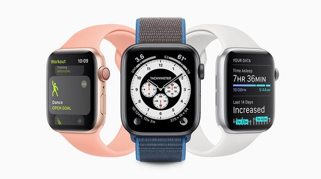 Apple Watch tiếp tục cứu sống nhiều người bằng những cách khác nhau - Ảnh 1.