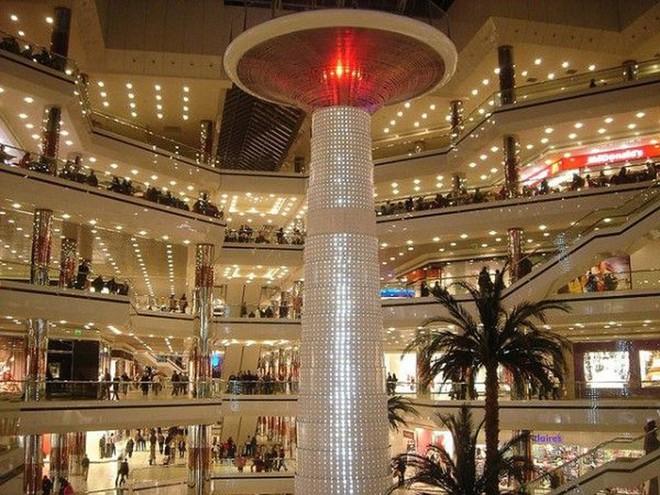Điểm danh những trung tâm mua sắm rộng lớn nhất thế giới - Ảnh 4.