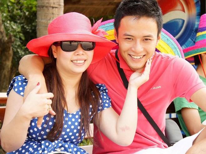 Nhan sắc của bà xã 12 năm bên diễn viên Hồng Đăng - Ảnh 5.