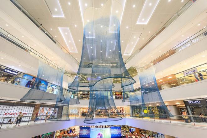 Điểm danh những trung tâm mua sắm rộng lớn nhất thế giới - Ảnh 8.