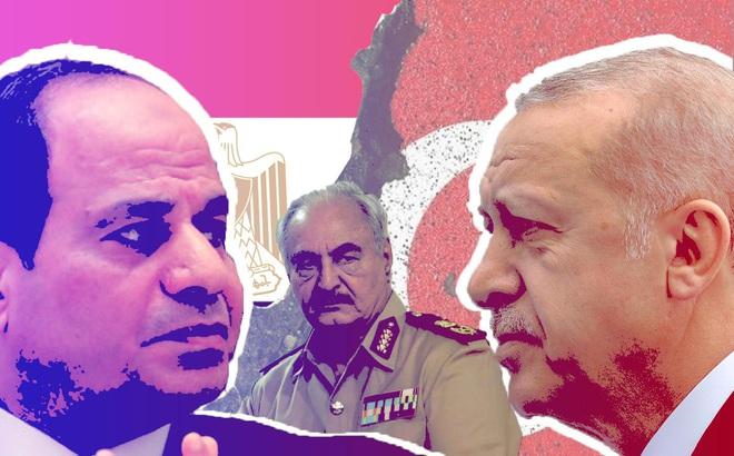 Thổ Nhĩ Kỳ tung đòn hiểm, Ai Cập không cứu nổi tướng Haftar: Chiến sự Libya sắp bùng nổ!