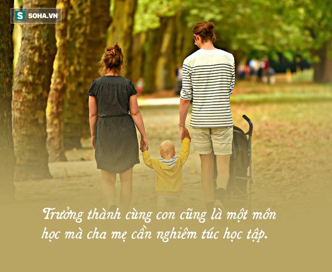 5 chữ giúp cha mẹ dạy trẻ biết kiểm soát tốt cảm xúc của bản thân: Hãy xem đó là những chữ gì! - Ảnh 6.