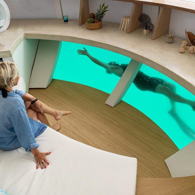 Bên trong căn nhà nổi rộng 50 mét vuông có giá 35.000 USD - Ảnh 5.
