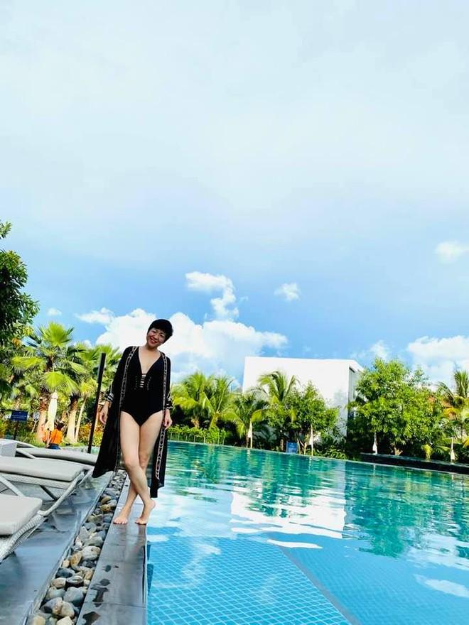 Hình ảnh bikini hiếm hoi của MC Thảo Vân - Ảnh 6.