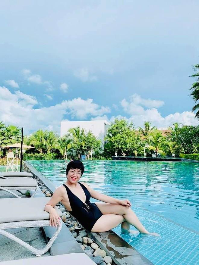 Hình ảnh bikini hiếm hoi của MC Thảo Vân - Ảnh 8.