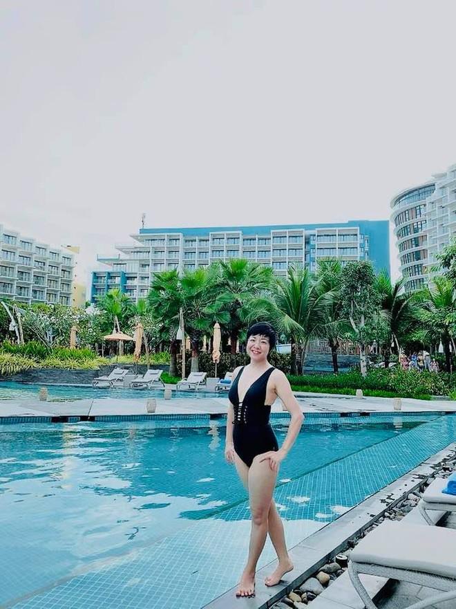 Hình ảnh bikini hiếm hoi của MC Thảo Vân - Ảnh 3.