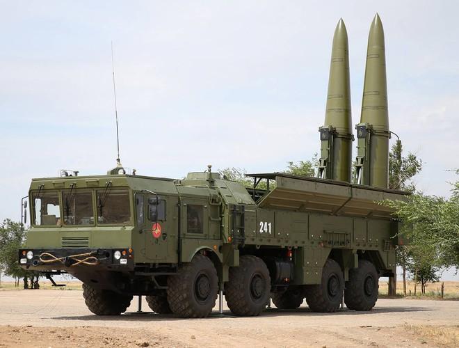 Nga nâng cấp Iskander thành tên lửa chống hạm, mục tiêu là tàu sân bay Mỹ? - Ảnh 1.
